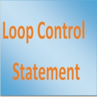 Loop Control Statement